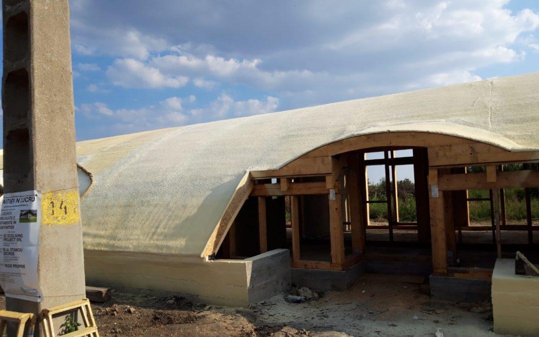 Proiect exterior casa, Sacalaz